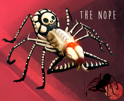 FanGrimm -  The Nope by Blue-Hearts