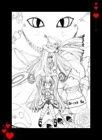 Alice... In Wonderland vs 2 by xAnimeLily101x