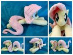 Fluttershy Beanie by equinepalette