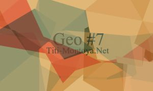 Geo 7 by Un-Real