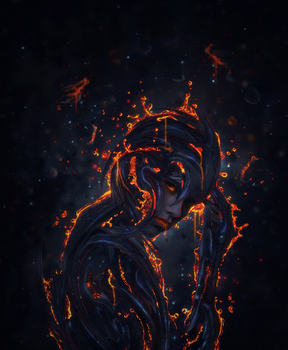 The Fire God by aaa13xxx