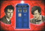 Doctor Who - The New Doctor by caldwellart