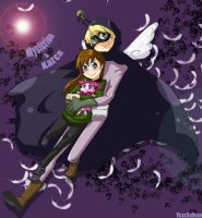 Mysterion and Karen by YessSullivan