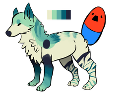 -Pill Pup auction- closed by Girryy