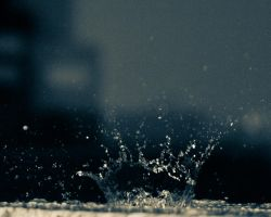 stop motion - the splash by incognita-terra