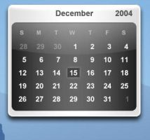 Smooth Alternative Calendar by 6XGate