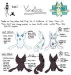 YMELLOS - ref ( closed species ) by PileOfJunk