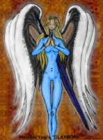 The Angel of Death??? by animer9
