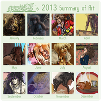 Summary 2013 by CassDoubleME