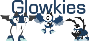 Glowkies by Coulden2017DX