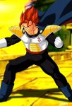 Cress the Saiyan by BassBX