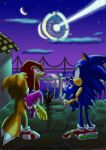 Sonic and the ARK by NetRaptor