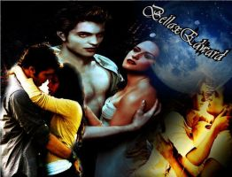 Bella and Edward edit by sheehanjessica9
