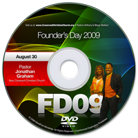 Founder's Day DVD by cgitech