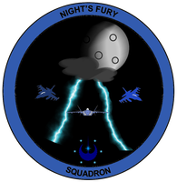 Night's Fury Squadron by Ahsokafan100