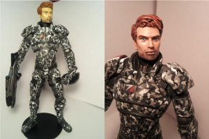 Custom Shepard by Punslinger