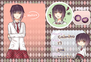 FH: Caimito Application by HazyDayClouds