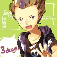Three days! by rrrui