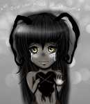 All I want is a heart to call my own by BeastlyHarlot