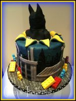 The Dark Knight Rises.... From The Cake by gertygetsgangster
