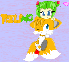 Tailsmo :RQ: by Apricotthevixen