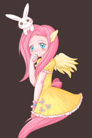 Fluttershy by vinds