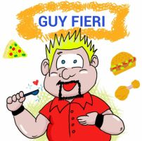Guy Fieri by Whatsome