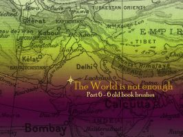 The world is not enough part 6 by Fufnahad