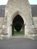 Newent Cemetery by photodash