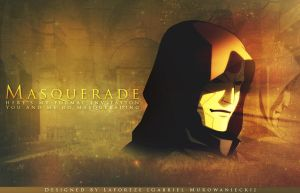 Masquerade - Widescreen by laforeze