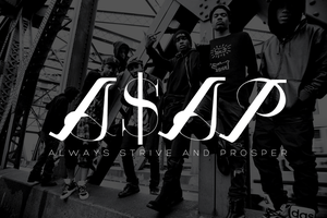 ASAP Mob by smalld-gfx