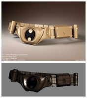 Batman Utility Belt by SaiogaMan