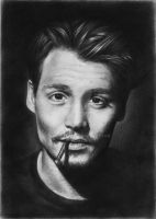Johnny Depp by SaraMeloni
