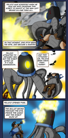 The Cat's 9 Lives! 3 Catnap and Outfoxed Pg16 by TheCiemgeCorner