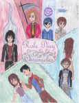 Role Play Chronicles (Club Poster) by SerinaElric