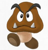 Goomba by What-We-Wish-For