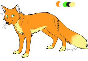 Oliver quick ref sheet by FluxySentor