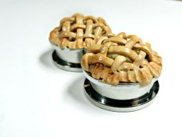Apple Pie Plugs 2 by kawaiibuddies