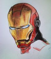 Ironman by LucaDeBoa