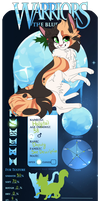 TBT | Hollytail | Starclan by candysprites