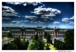Iasi - Universitate 2 by YingSiYang