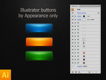 Illustrator Buttons by Lambrian