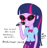 Twilight sparkle - singing by sumin6301