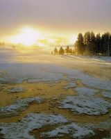 Yellowstone Sunrise by mi-alo-hem-va