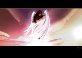 Angel of Warmth by Digital-Import
