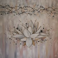white lotus by jennymacattack