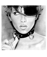 Halle Berry by sergiohf