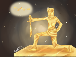 I Am Stephano by BlackDiamond13