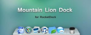 Mountain Lion Dock by Druteron