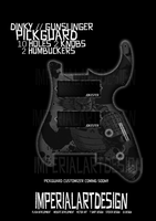 Imperial Poster // Pickguard Customizer by tripthewizard